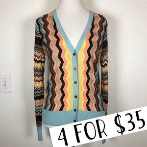 Missoni for Target cardigan small